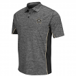"Vanderbilt Commodores NCAA ""Back Rush"" Men's Performance Polo Shirt - Charcoal"