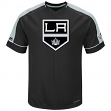"Los Angeles Kings Majestic NHL ""Expansion Draft"" V-Neck Men's Fashion Jersey"