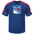 "New York Rangers Majestic NHL ""Expansion Draft"" V-Neck Men's Fashion Jersey"