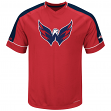 "Washington Capitals Majestic NHL ""Expansion Draft"" V-Neck Men's Fashion Jersey"