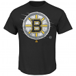 "Boston Bruins Majestic NHL ""Pond Hockey"" Short Sleeve Men's T-Shirt"