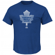 "Toronto Maple Leafs Majestic NHL ""Raise the Level"" Men's Heathered S/S T-Shirt"