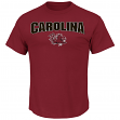 "South Carolina Gamecocks Majestic NCAA ""Workmark & Logo"" Men's S/S T-Shirt"