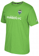 Seattle Sounders Adidas MLS Performance Men's Short Sleeve Jersey T-Shirt