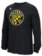 "Columbus Crew Adidas MLS ""Logo Set"" Men's Long Sleeve T-Shirt"