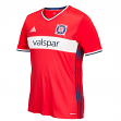 Chicago Fire Adidas MLS Climalite Men's On-Field Replica Short Sleeve Jersey