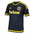 Columbus Crew Adidas MLS Climalite Men's On-Field Replica Short Sleeve Jersey
