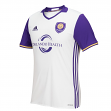 Orlando City SC Adidas MLS Climalite Men's On-Field Replica S/S Jersey - White