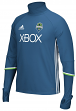 Seattle Sounders Adidas MLS Men's Climacool Long Sleeve Training Shirt