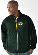 "Green Bay Packers NFL G-III ""Full Count"" Men's Full Zip Track Jacket"