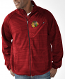 "Chicago Blackhawks NHL G-III ""Full Count"" Men's Full Zip Track Jacket"