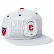 Chicago Fire Adidas MLS Authentic Team Performance Snap Back Hat