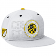 Columbus Crew Adidas MLS Authentic Team Performance Snap Back Hat