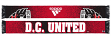 "D.C. United Adidas MLS ""Dotted"" Performance Jacquard Team Scarf"