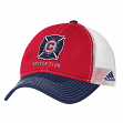 "Chicago Fire Adidas MLS ""Team Performance"" Slouch Adjustable Hat"