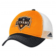 "Houston Dynamo Adidas MLS ""Team Performance"" Slouch Adjustable Hat"
