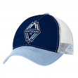 "Vancouver Whitecaps Adidas MLS ""Team Performance"" Slouch Adjustable Hat"