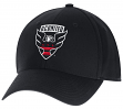 "D.C. United Adidas MLS ""Team Basics"" Structured Adjustable Hat"