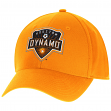 "Houston Dynamo Adidas MLS ""Team Basics"" Structured Adjustable Hat"