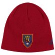 "Real Salt Lake Adidas MLS ""Team Basics"" Cuffless Knit Hat"
