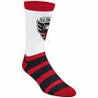 "D.C. United Adidas MLS ""Team Logo on White"" Jacquard Men's Crew Socks"