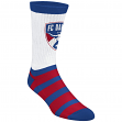 "FC Dallas Adidas MLS ""Team Logo on White"" Jacquard Men's Crew Socks"