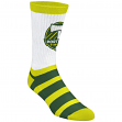 "Portland Timbers Adidas MLS ""Team Logo on White"" Jacquard Men's Crew Socks"