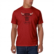 Chicago Bulls 47 Brand NBA Men's Scrum Premium Short Sleeve T-Shirt