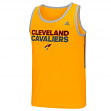 """Cleveland Cavaliers Adidas NBA """"Tip Off"""" Men's Climalite Tank Top T-Shirt"""