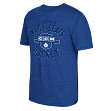 "Toronto Maple Leafs CCM ""Supra Shield"" NHL Tri-Blend Men's T-Shirt"