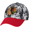 "Chicago Blackhawks CCM NHL ""Acid Washed"" Structured Flex-Fit Hat"