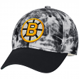 "Boston Bruins CCM NHL ""Acid Washed"" Structured Flex-Fit Hat"