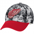 "Detroit Red Wings CCM NHL ""Acid Washed"" Structured Flex-Fit Hat"