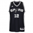 LaMarcus Aldridge San Antonio Spurs Adidas NBA Swingman Jersey - Black