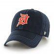 "Detroit Tigers 47 Brand MLB ""Woodall"" Adjustable Cotton Twill Hat"
