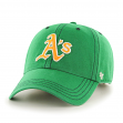"Oakland Athletics 47 Brand MLB ""Woodall"" Adjustable Cotton Twill Hat"