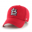"St. Louis Cardinals 47 Brand MLB ""Woodall"" Adjustable Cotton Twill Hat"