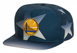 "Golden State Warriors Mitchell & Ness NBA ""Award Ceremony"" Snap Back Hat"