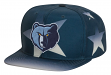 "Memphis Grizzlies Mitchell & Ness NBA ""Award Ceremony"" Snap Back Hat"