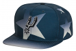 "San Antonio Spurs Mitchell & Ness NBA ""Award Ceremony"" Snap Back Hat"