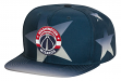 "Washington Wizards Mitchell & Ness NBA ""Award Ceremony"" Snap Back Hat"