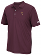 "Arizona State Sun Devils Adidas NCAA ""Pure Motion"" Climalite Polo Shirt - Maroon"