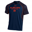 "Auburn Tigers Under Armour NCAA ""Apex"" Men's Performance Short Sleeve Shirt"