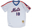 Darryl Strawberry New York Mets Mitchell & Ness Authentic 1986 Pullover Jersey