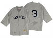 Babe Ruth New York Yankees Mitchell & Ness Authentic 1929 Button Up Jersey