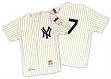 Mickey Mantle New York Yankees Mitchell & Ness Authentic 1951 Button Up Jersey