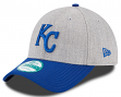 "Kansas City Royals New Era 9Forty MLB ""The League Heather"" Adjustable Hat"