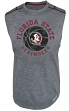 "Florida State Seminoles Majestic NCAA ""Net Worth"" Sleeveless Synthetic Shirt"