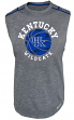 "Kentucky Wildcats Majestic NCAA ""Net Worth"" Sleeveless Synthetic Shirt"