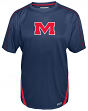 "Mississippi Ole Miss Rebels Majestic NCAA ""In Pursuit"" Performance T-Shirt"
